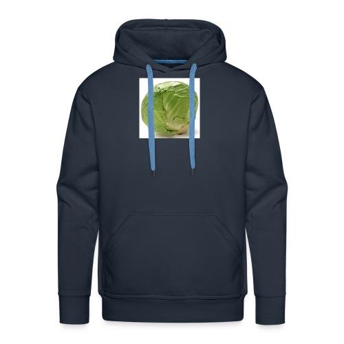 CabbageTexts Streetwear - Men's Premium Hoodie