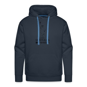 Nevertheless, SHE Persisted - Men's Premium Hoodie