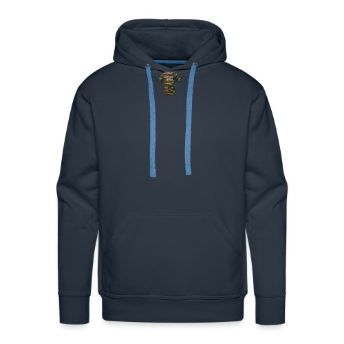 back of tees - Men's Premium Hoodie