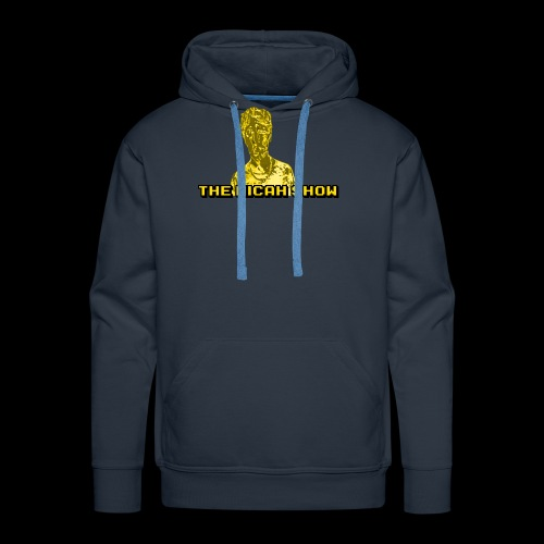 Limited Edition Gold Micah Show Logo - Men's Premium Hoodie