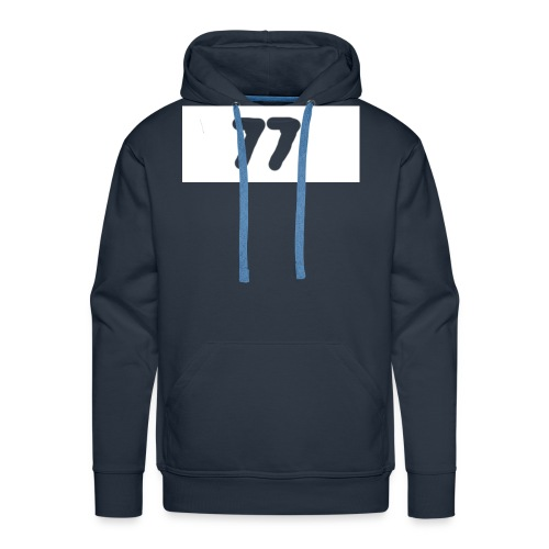 77 aftershock sweater for kids - Men's Premium Hoodie