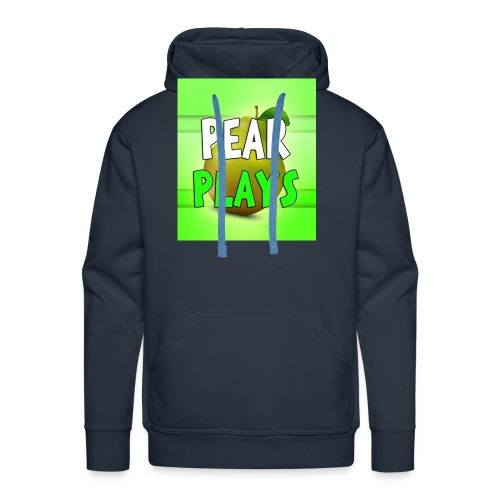 Phone Case Pear Plays Logo - Men's Premium Hoodie