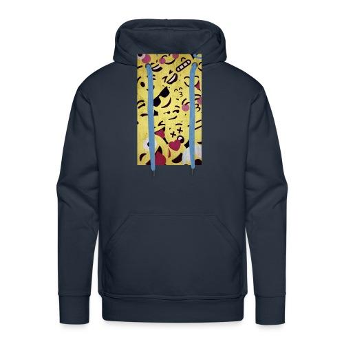 gumball design - Men's Premium Hoodie