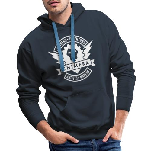 Chimera Logo (Light) - Men's Premium Hoodie