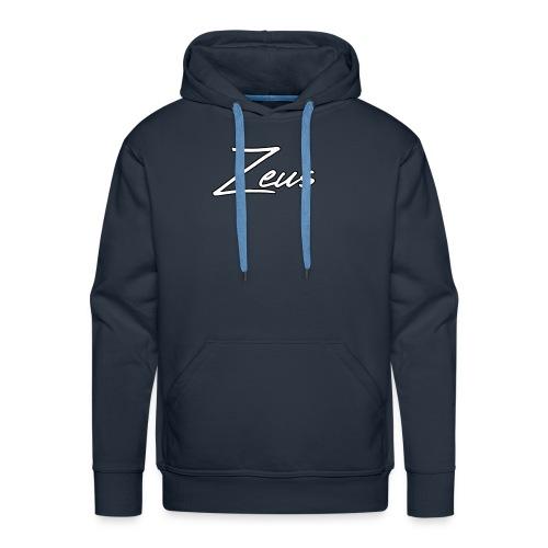Zeus Signature Style - Men's Premium Hoodie