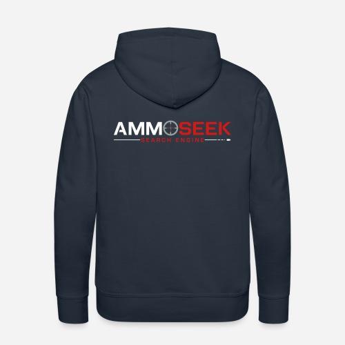 AmmoSeek_PrintLogo_Transp - Men's Premium Hoodie