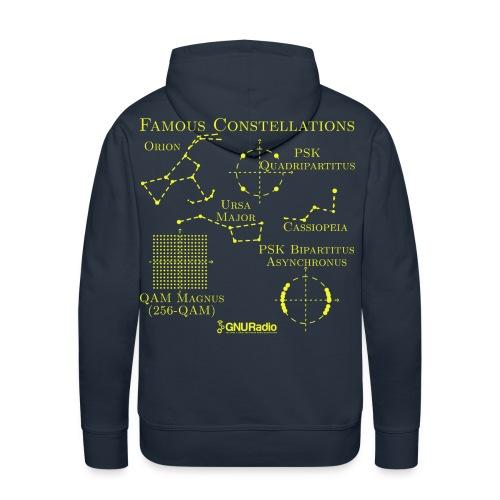 Famous Constellations - Men's Premium Hoodie
