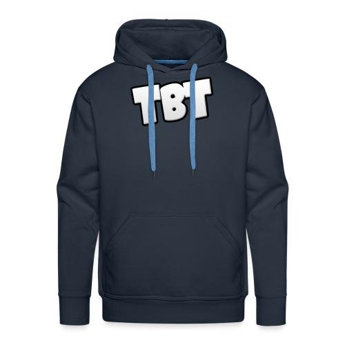 TheTableAtTheBackShirt png - Men's Premium Hoodie