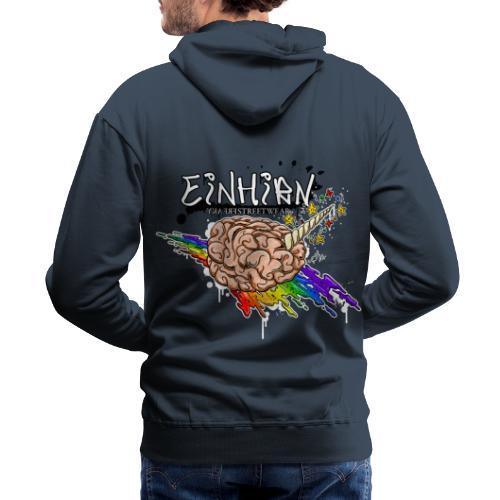 Einhirn - Men's Premium Hoodie