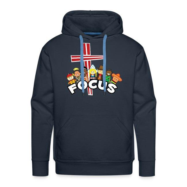 FOCUS logo front