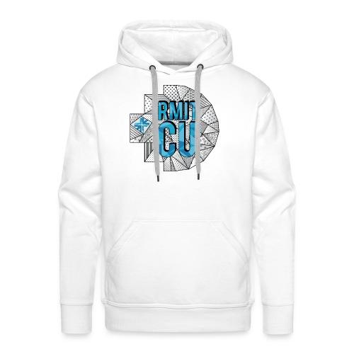 RMITCU Hoodie Logo Blue - Men's Premium Hoodie
