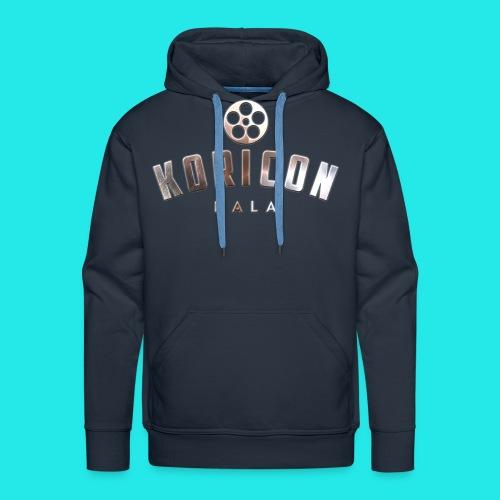 Koricon Nala T-Shirt Logo Crop - Men's Premium Hoodie