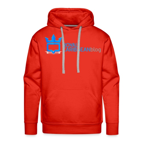 Royal Caribbean Blog Logo - Men's Premium Hoodie