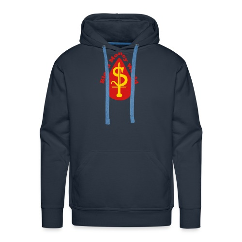 blood money World - Men's Premium Hoodie