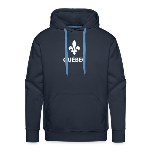 Québec - Men's Premium Hoodie