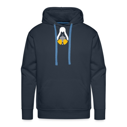 LinuxGSM - Men's Premium Hoodie
