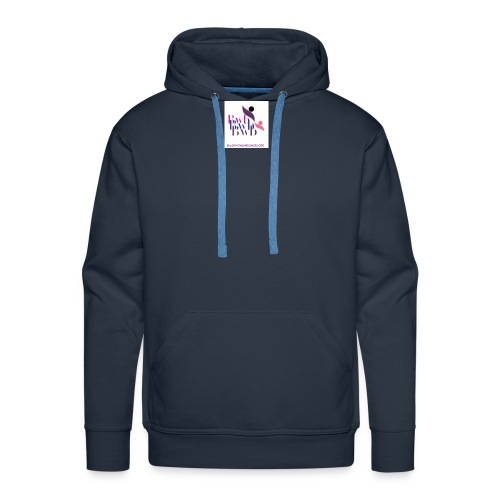 Black Women in Business - Men's Premium Hoodie