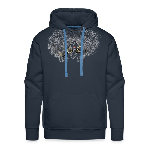 My Natural Reality - Men's Premium Hoodie