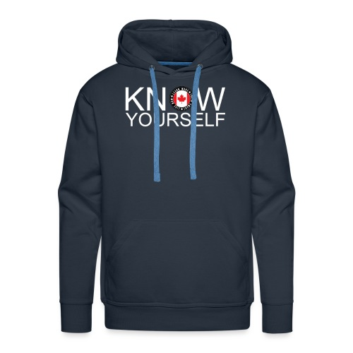 Know Yourself - Men's Premium Hoodie