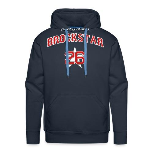 Brockstar T-Shirts - Men's Premium Hoodie
