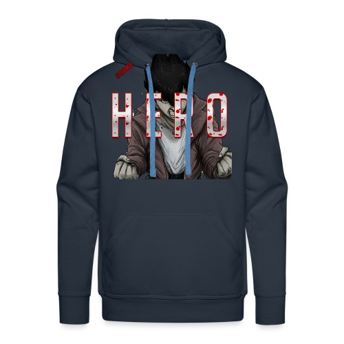 Out For Blood - Men's Premium Hoodie
