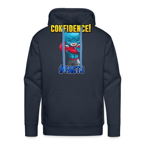 CONFIDENCE - Men's Premium Hoodie