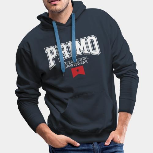 experimental sportswear streetwear - Men's Premium Hoodie