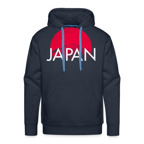 Japan Mt Fuji T-Shirt - Men's Premium Hoodie