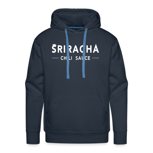 sriracha sauce merch - Men's Premium Hoodie