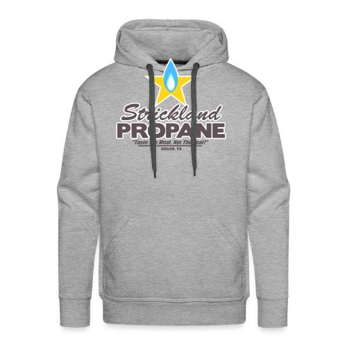 Strickland Propane Mens American Apparel Tee - Men's Premium Hoodie