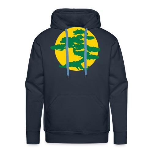 Bonsai Tree - Men's Premium Hoodie