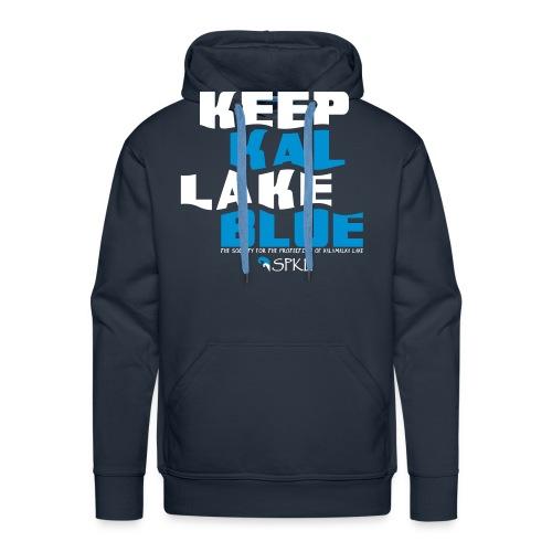 Keep Kal Lake Blue, Navy Women's Hoodie - Men's Premium Hoodie