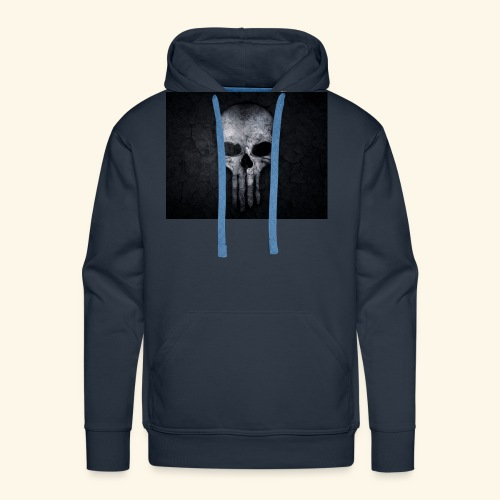 skull and crossbones 2077840 1920 - Men's Premium Hoodie