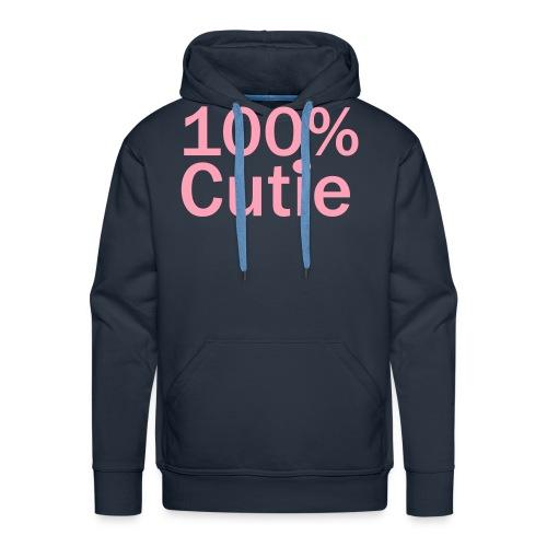 100cutie - Men's Premium Hoodie