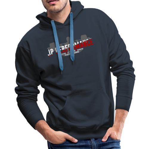 JP Performance (Grey) - Men's Premium Hoodie