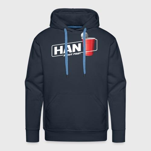 Han Solo Cup - Men's Premium Hoodie