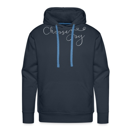 Choose Joy - Men's Premium Hoodie
