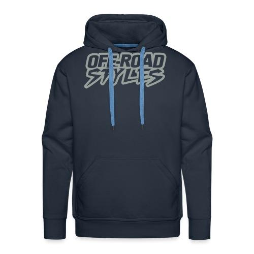 Off-Road Styles - Men's Premium Hoodie