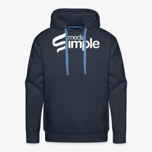 mediasimple - Men's Premium Hoodie