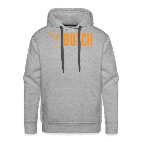 Michigan Dutch (orange) - Men's Premium Hoodie