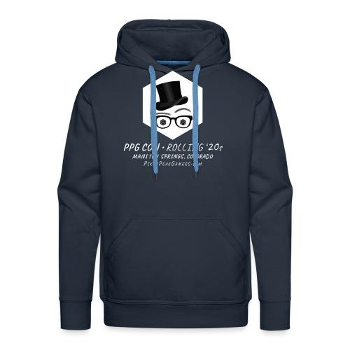 Pikes Peak Gamers Convention 2020 - Men's Premium Hoodie