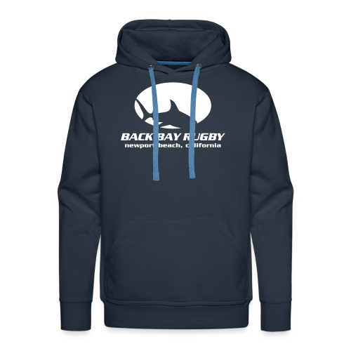 Saturday is a Rugby Day. - Men's Premium Hoodie