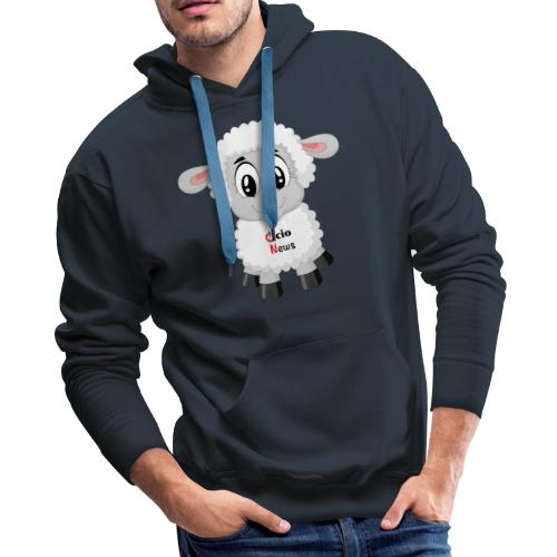 Lamb OcioNews - Men's Premium Hoodie
