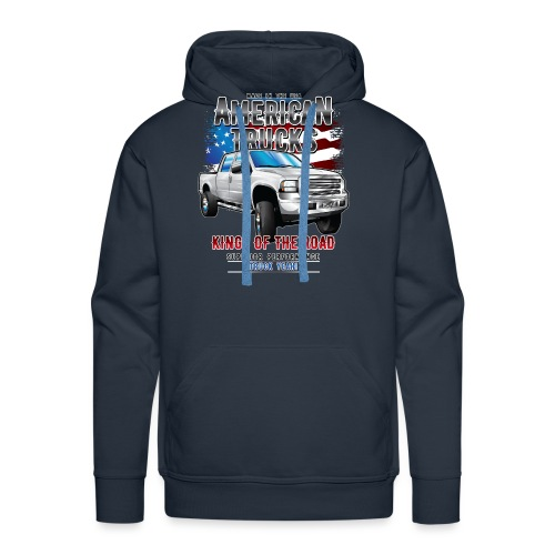 American Trucks Ford F250 - Men's Premium Hoodie