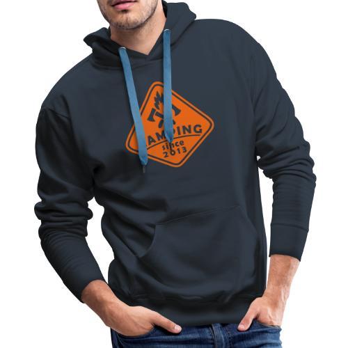 Campfire 2013 - Men's Premium Hoodie