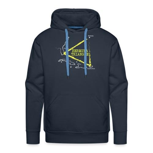bermuda triangle - Men's Premium Hoodie