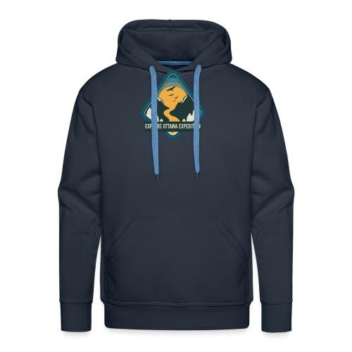explore ottawa - no explore logo - Men's Premium Hoodie