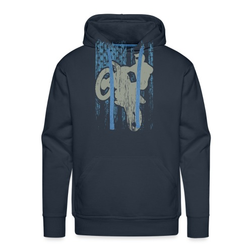 Supercross USA Stunt Racer - Men's Premium Hoodie