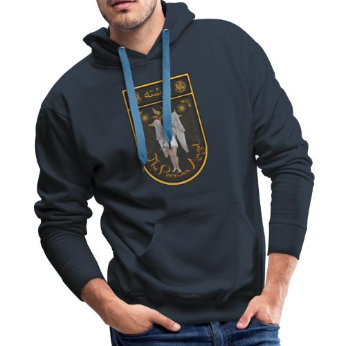 Persian Angel Anahita - Farsi Angel - Men's Premium Hoodie