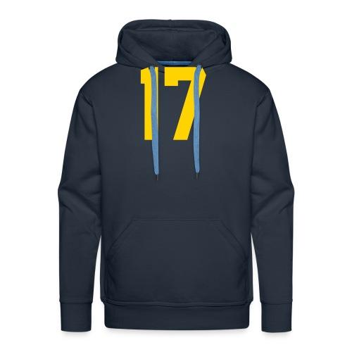 17 - Men's Premium Hoodie